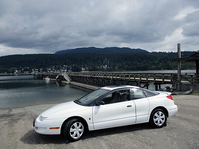 Saturn SC 3dr 1999 price $1,900
