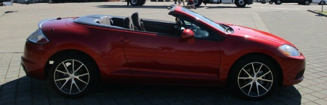 Mitsubishi Eclipse 2011 price $5,900