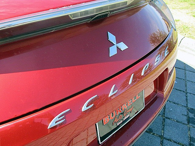 Mitsubishi Eclipse 2011 price $8,500