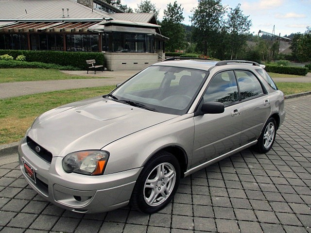 Subaru Impreza Wagon (Natl) 2005 price $3,900