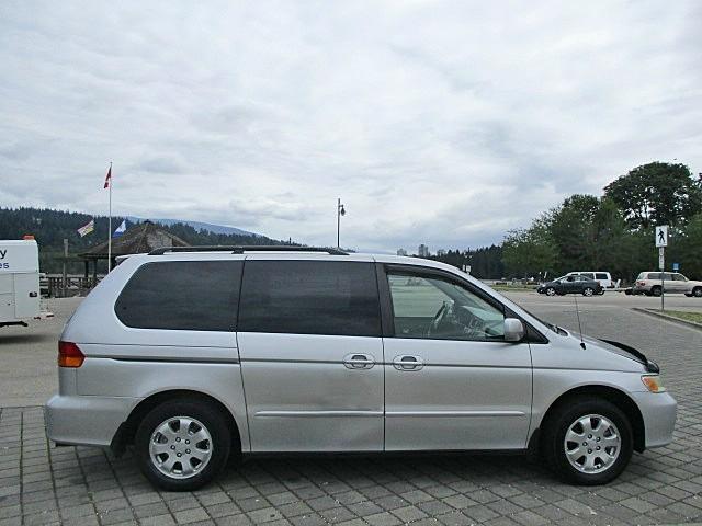 Honda Odyssey 2002 price $2,500