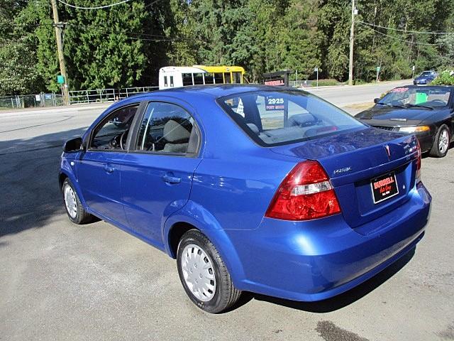 Pontiac G3 Wave 2008 price $2,900
