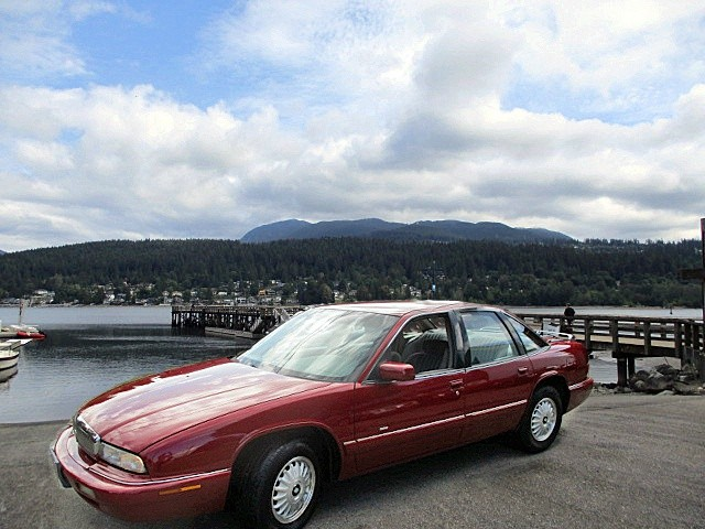 Buick Regal 1995 price $1,900
