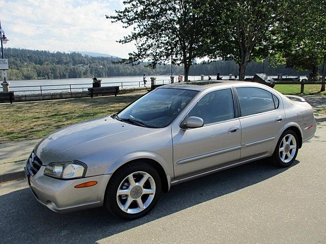 Nissan Maxima 2001 price $2,900