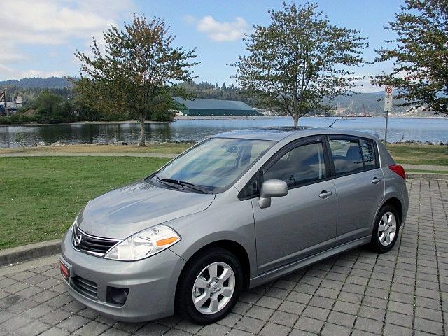 Nissan Versa 2011 price $6,500