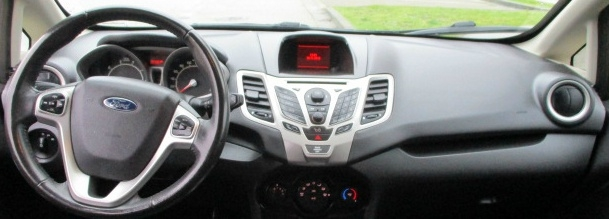 Ford Fiesta 2011 price $6,900