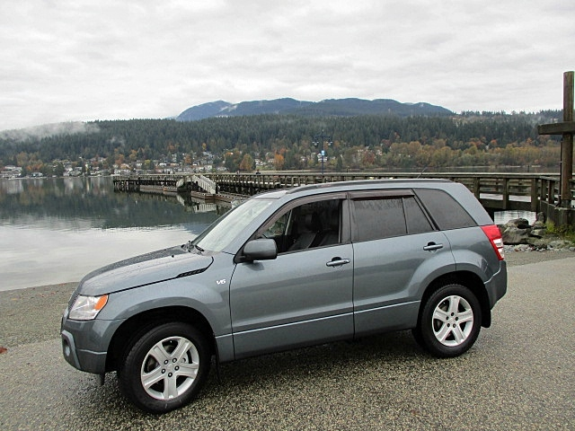 Suzuki Grand Vitara 2006 price $5,900