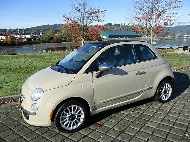 Fiat 500 2012 price $5,900