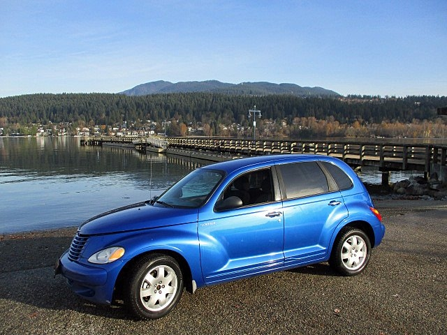 Chrysler PT Cruiser 2004 price $2,500