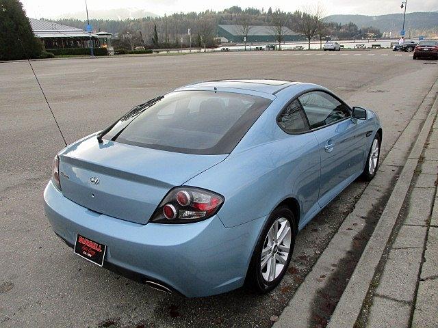 Hyundai Tiburon 2007 price $3,900