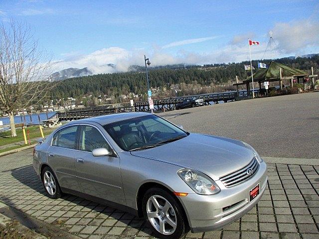 Infiniti G35 Sedan 2004 price $3,900