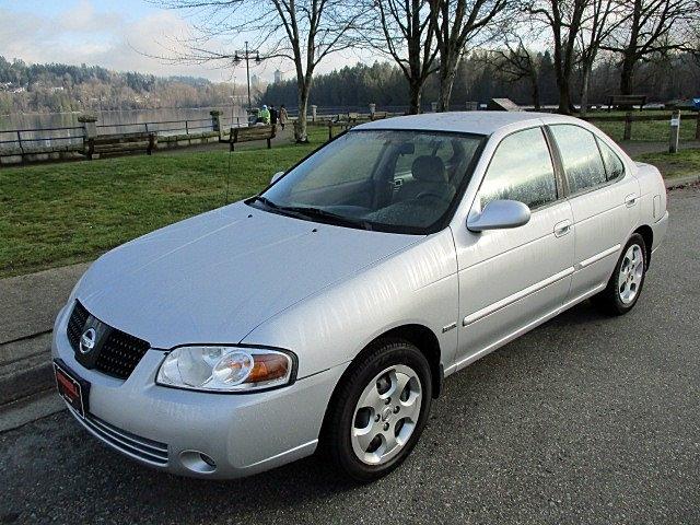 Nissan Sentra 2006 price $2,500