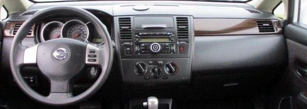 Nissan Versa 2012 price $5,500