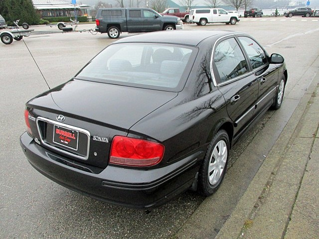 Hyundai Sonata 2005 price $1,700