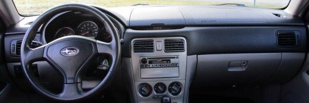 Subaru Forester (Natl) 2008 price $5,900