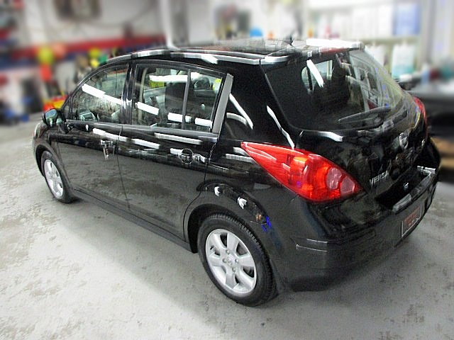 Nissan Versa 2008 price $2,900