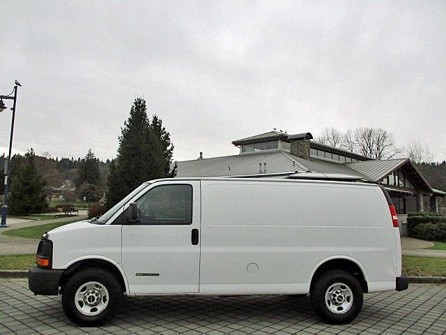GMC Savana Cargo Van 2003 price $3,900