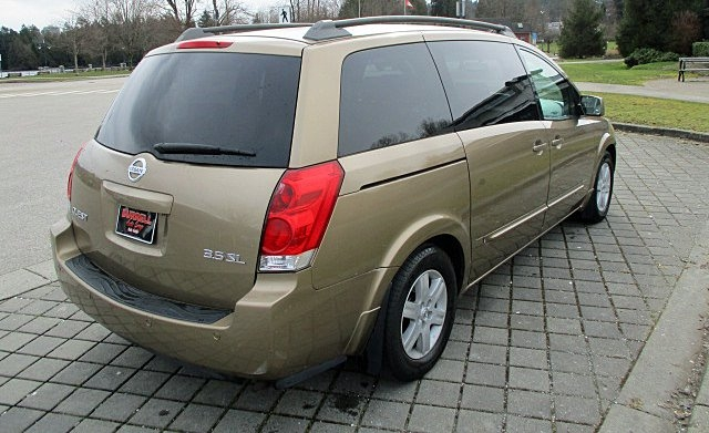 Nissan Quest 2004 price $2,500