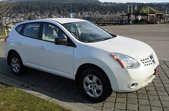 Nissan Rogue 2008 price $4,500
