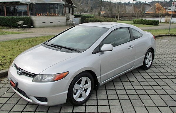 Honda Civic Cpe 2006 price $3,900
