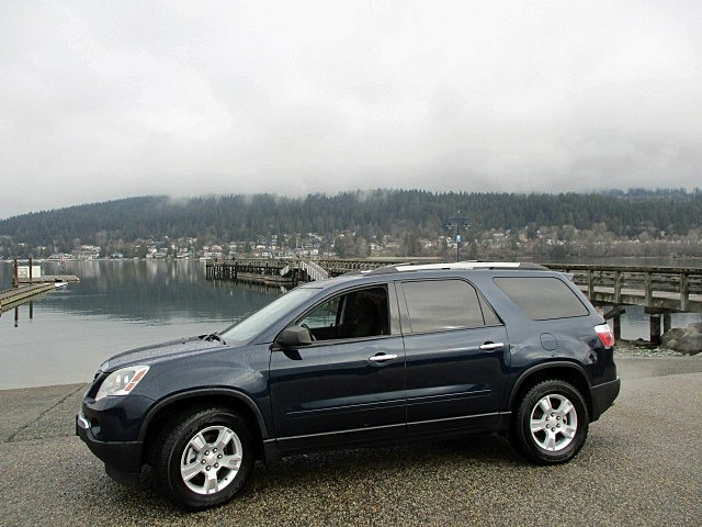GMC Acadia 2012 price $7,900