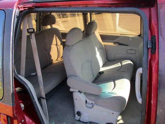 Nissan Quest 1997 price $1,500