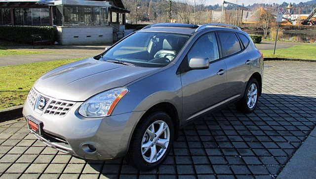 Nissan Rogue 2008 price $4,900