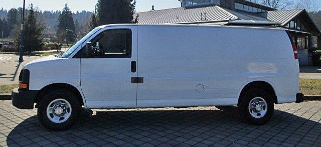 Chevrolet Express Cargo Van 2003 price $3,500