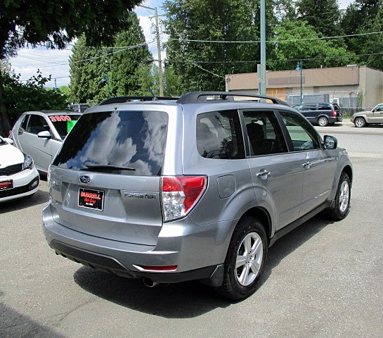Subaru Forester (Natl) 2009 price $5,900