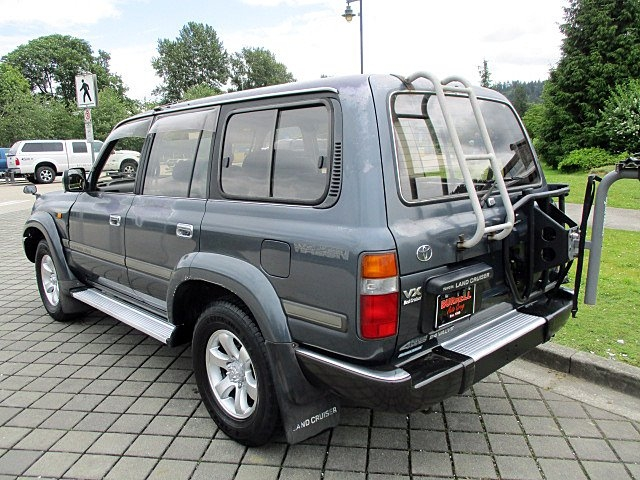 Toyota Land Cruiser 1990 price $12,500