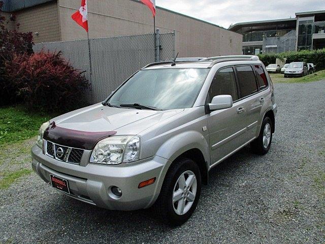 Nissan X-Trail 2005 price $3,900