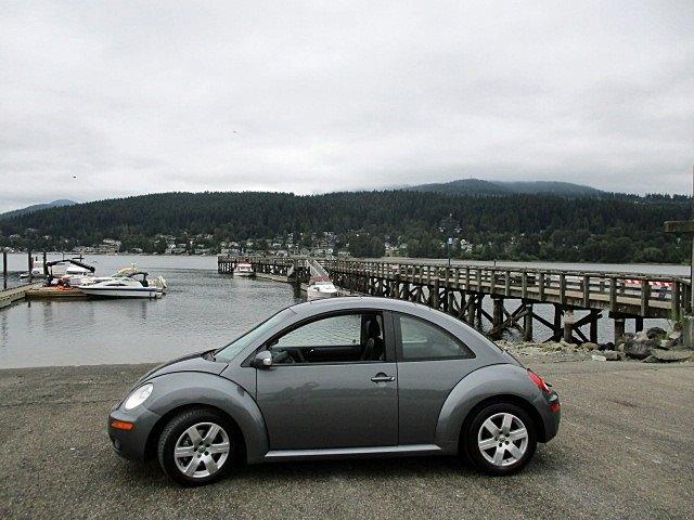 Volkswagen New Beetle Coupe 2007 price $4,500