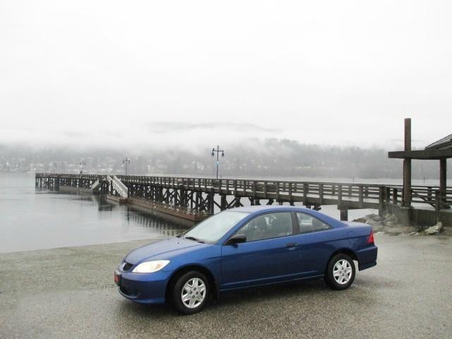 2004 Honda Civic Cpe