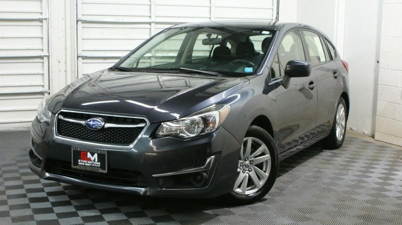 2015 Subaru Impreza Wagon