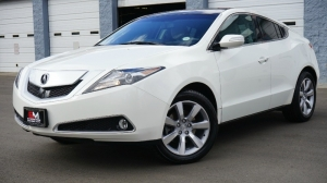 Acura ZDX 2012