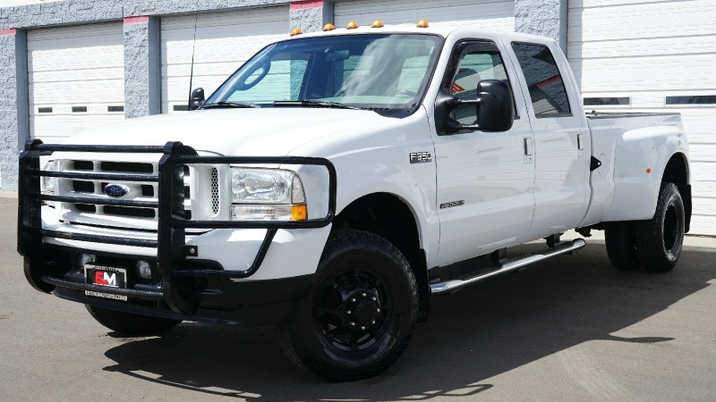 2003 Ford Super Duty F-350 DRW