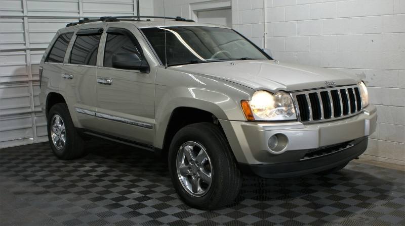 Jeep Grand Cherokee 2007 price $10,990