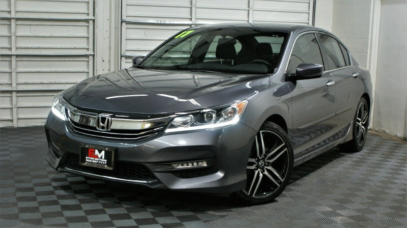 Honda Accord Sedan 2017 price $21,880