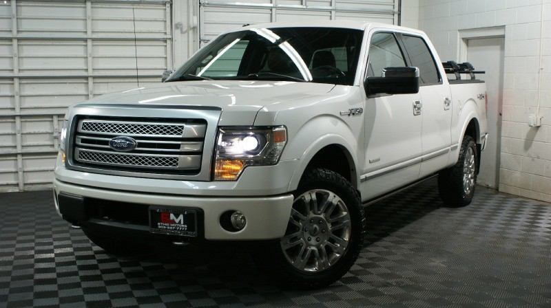Ford F-150 2013 price $29,800