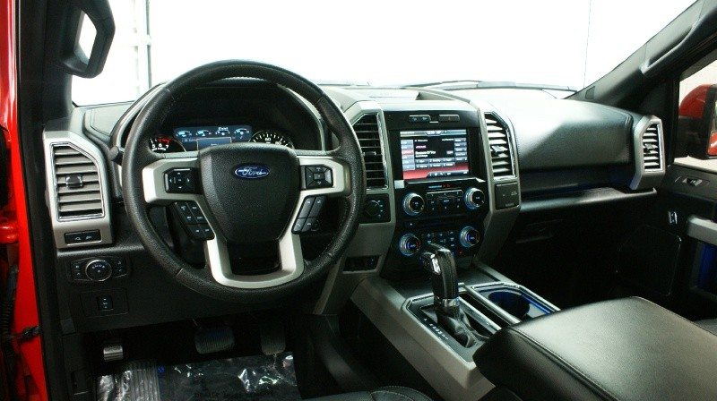 Ford F-150 2015 price $30,800