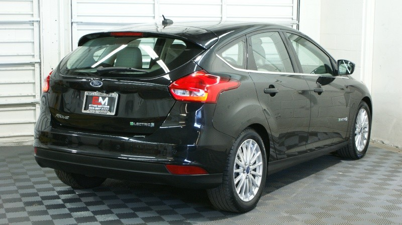 Ford Focus Electric 2015 price $14,990