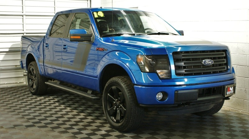 Ford F-150 2014 price $25,800