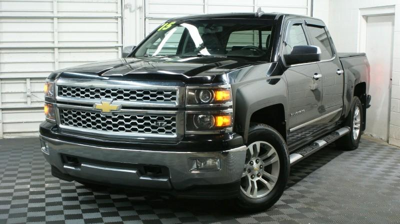 Chevrolet Silverado 1500 2015 price $30,900