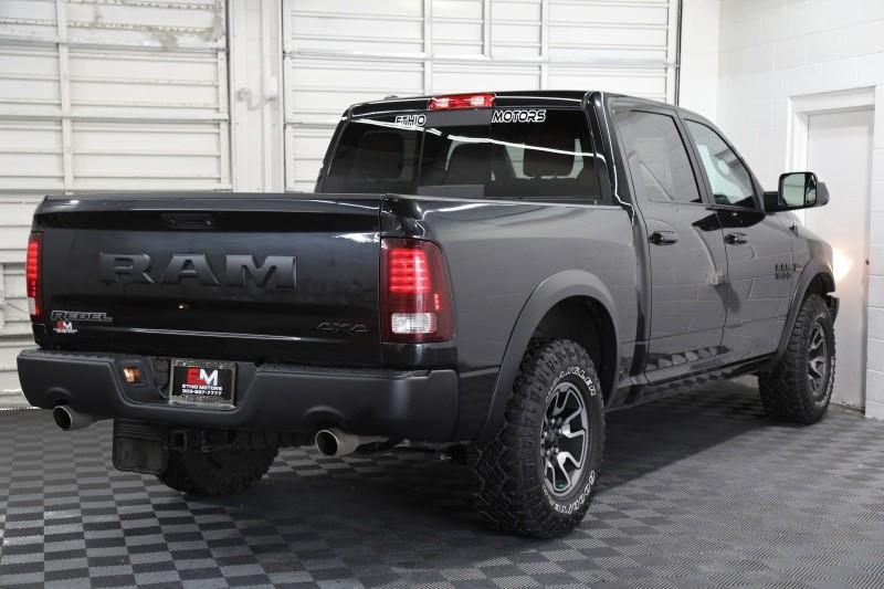 RAM 1500 2017 price $33,800