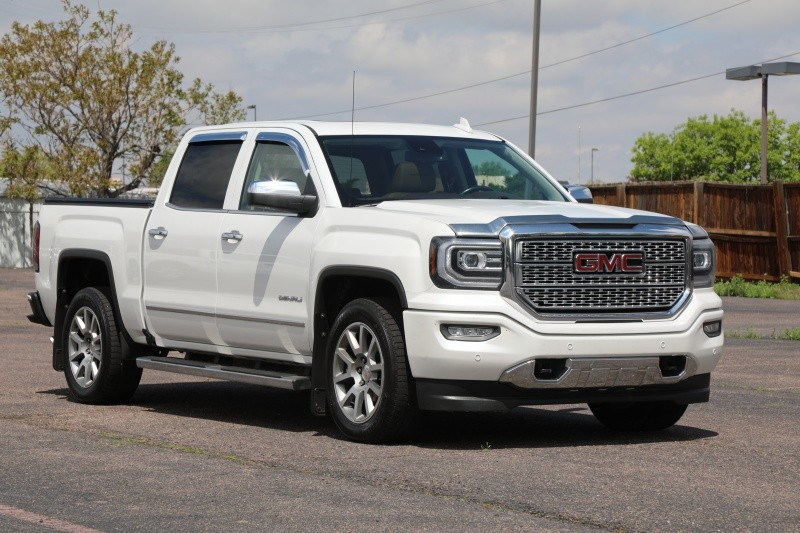 GMC Sierra 1500 2017 price $37,880