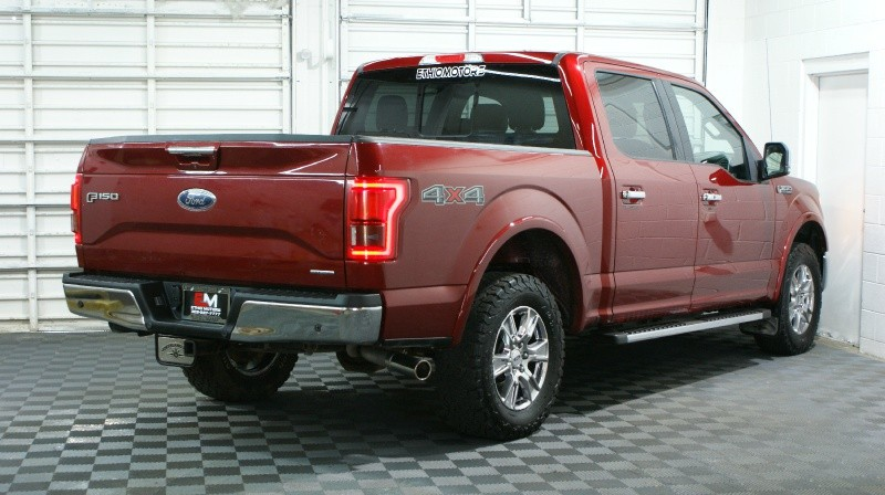Ford F-150 2016 price $32,880
