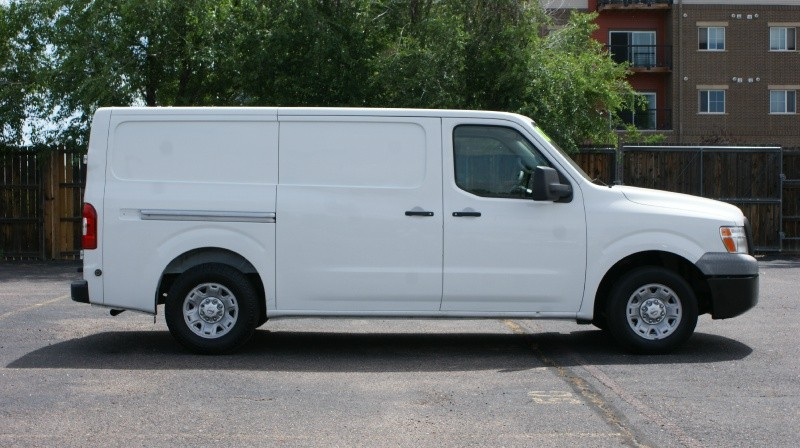 Nissan NV 2012 price $11,900