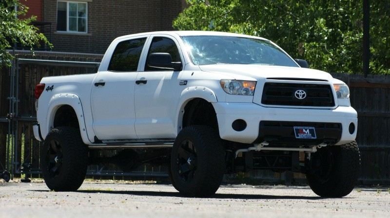 Toyota Tundra 4WD Truck 2011 price Call For Price
