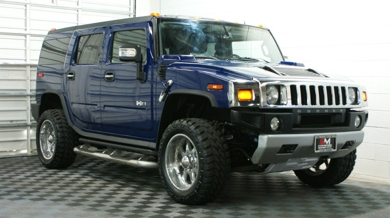 Hummer H2 2008 price $25,990