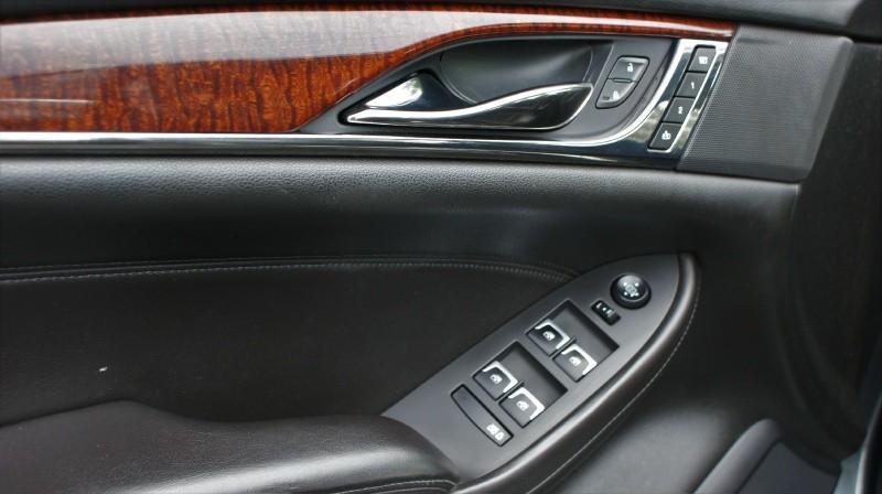Cadillac CTS Sedan 2014 price $19,500